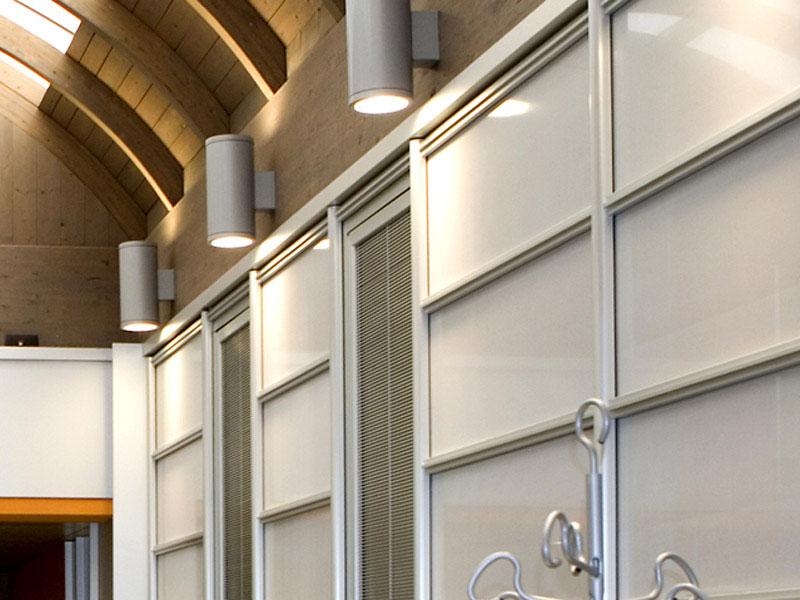 Suddividere gli ambienti con pareti mobili per interni spazio 4 for Pareti divisorie mobili per interni