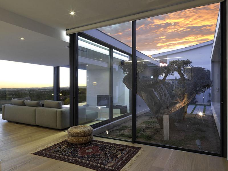 Finestre scorrevoli vantaggi spazio 4 serramenti - Profili alluminio per finestre ...