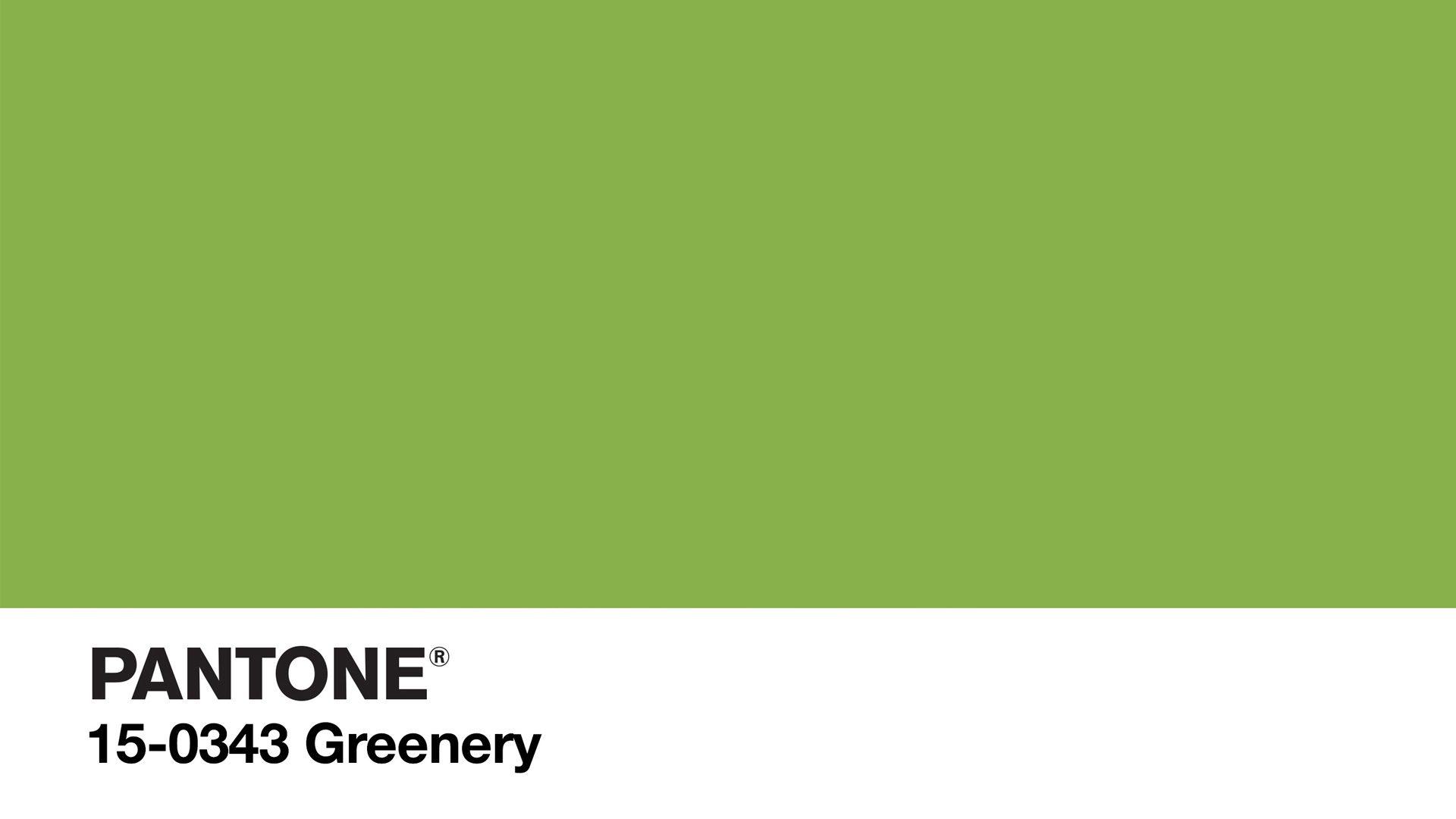 5 idee per usare il Greenery a casa tua!