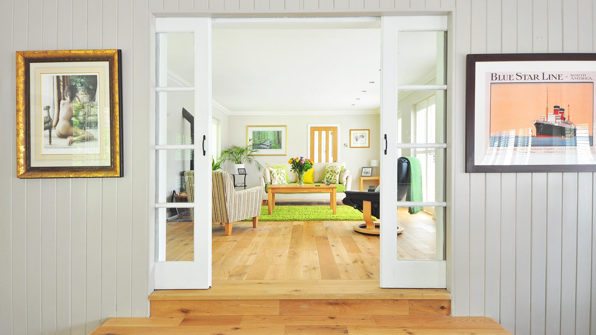 Abbinare porte e finestre ai pavimenti: i consigli per non sbagliare