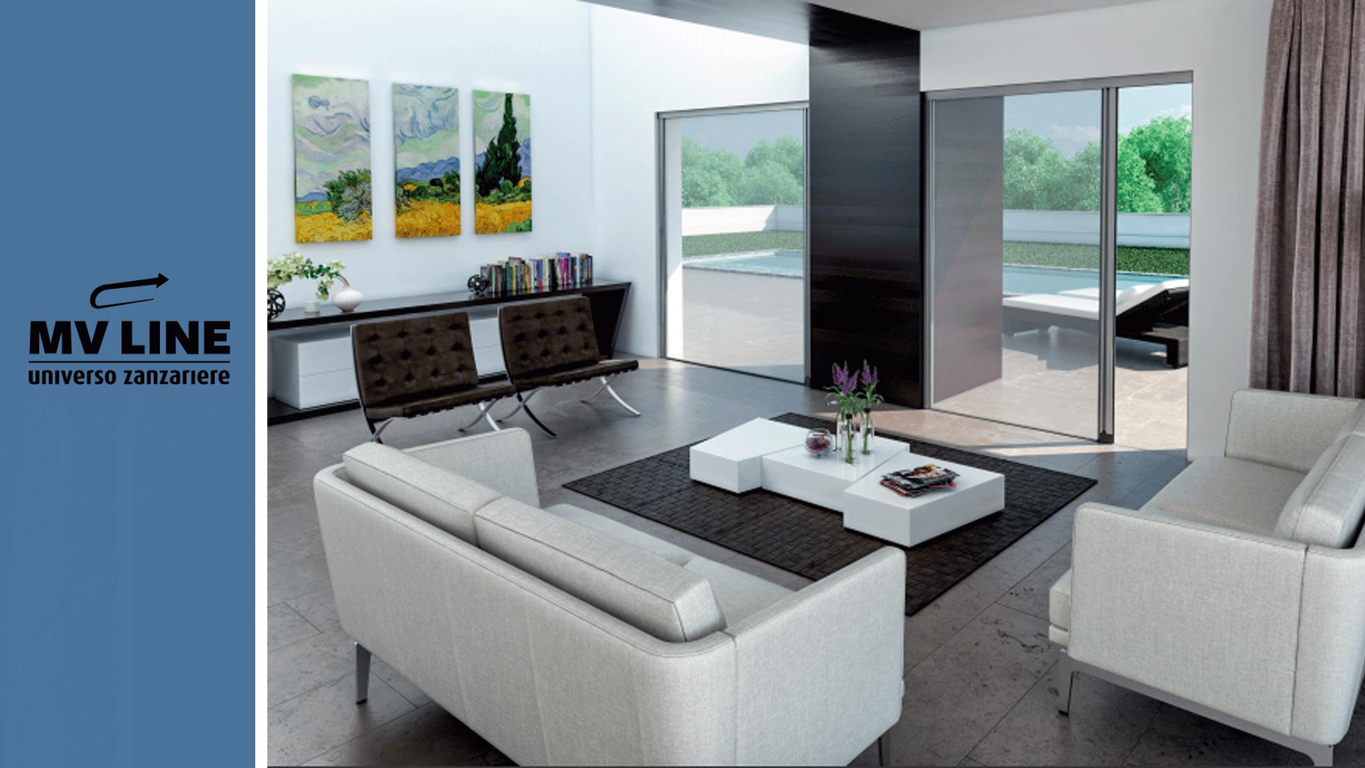 Come scegliere le zanzariere: 5 tipologie per la tua casa