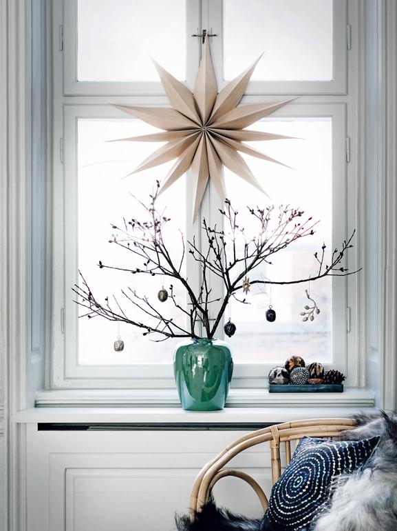 Decorare finestre per natale spazio 4 serramenti - Decorare finestre per natale ...