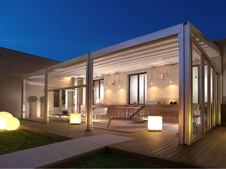 lampade per veranda