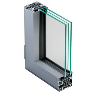finestra in alluminio Metra