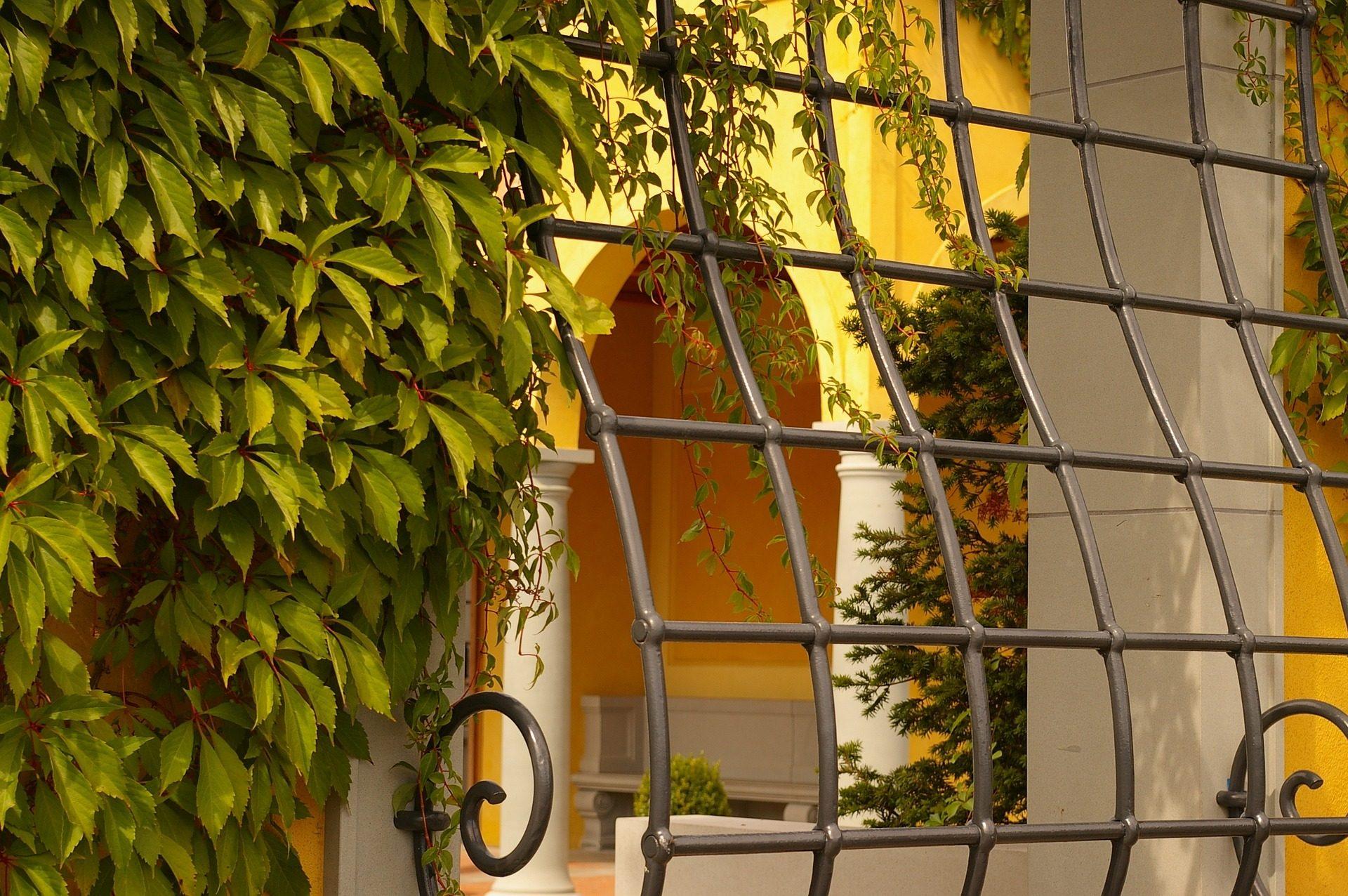 Inferriate per finestre: guida alla scelta